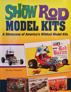 HOT ROD BOOK