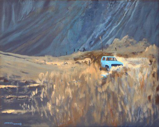 _Kanab Resident_ 16 X 20_ oil 2009