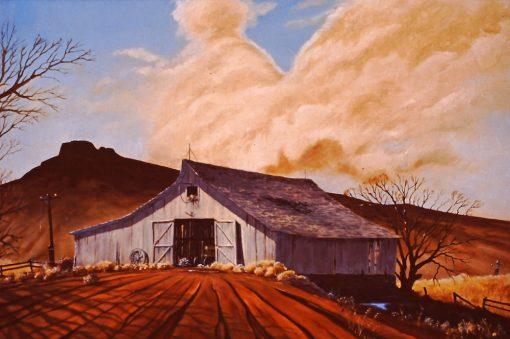 Billy Bagans Barn